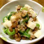 ネバネバ系サラダ
