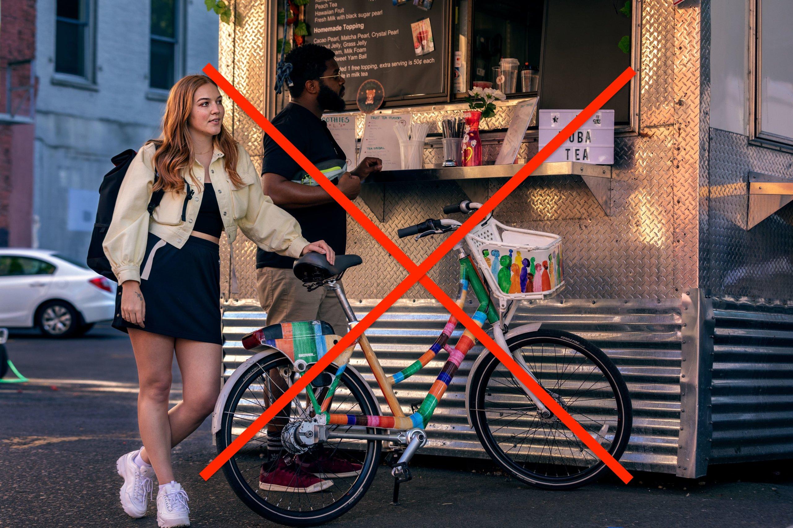 自転車はEDになるかもよ